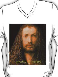 PRETTY & SMART  Albrecht Durer - Self Portrait (1471-1528) T-Shirt