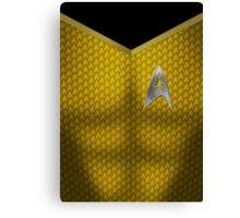 Star Trek Series - Captain Suit - Kirk Canvas Print