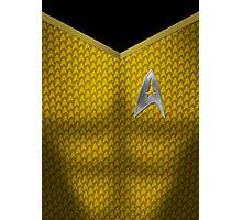 Star Trek Series - Captain Suit - Kirk Photographic Print