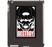 SENTINAL must DESTROY iPad Case/Skin