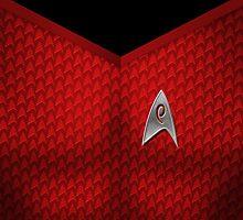 Star Trek Series - Engineer Suit by robozcapoz