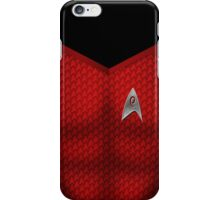 Star Trek Series - Engineer Suit iPhone Case/Skin
