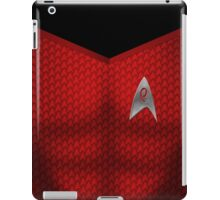 Star Trek Series - Engineer Suit iPad Case/Skin