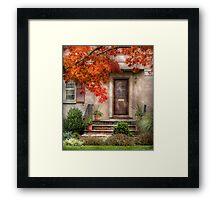 House 719 Framed Print