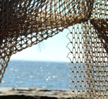 Fishing Net Sticker