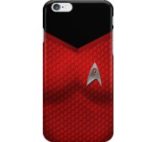 Star Trek Series - Uhura Suit iPhone Case/Skin