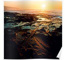 Otways Sunrise Poster