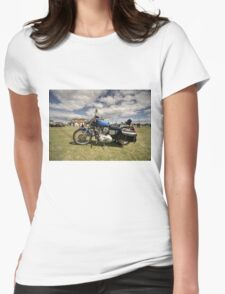 Classic Harley  Womens Fitted T-Shirt