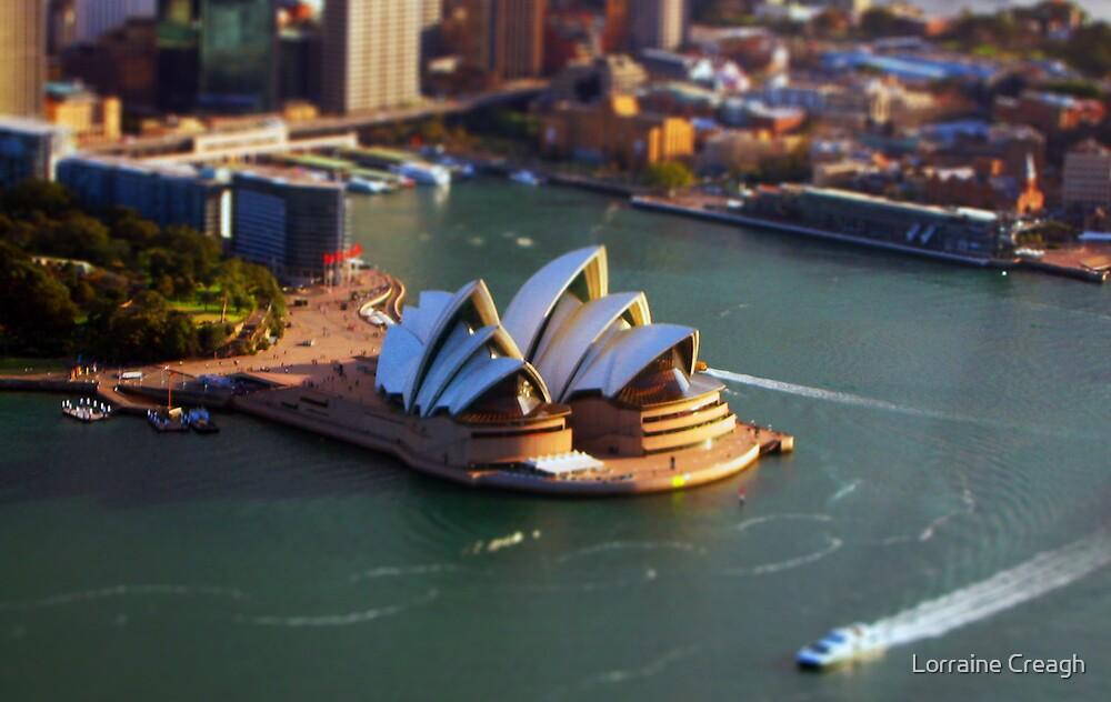 Sydney Opera House by Lorraine Creagh