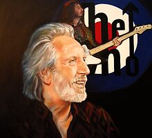 The Late John Entwistle by Melissa Mailer-Yates