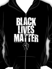 BLACK LIVES MATTER TOO T-Shirt