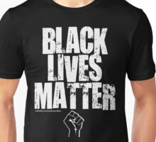 BLACK LIVES MATTER TOO Unisex T-Shirt