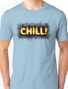 SOLD - SMOKIN' HOT TYPOGRAPHY Unisex T-Shirt