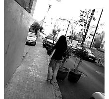 Lost in Beirut Photographic Print