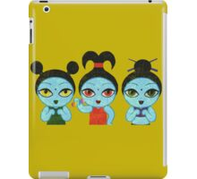Fruity Oaty Bar! (Vintage Version) iPad Case/Skin