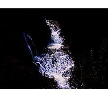 Dark + Water Photographic Print