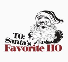 TO: Santa's Favorite Ho by Boogiemonst