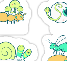 Know your parasites Sticker