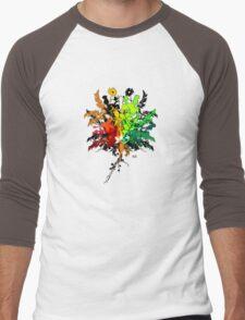 Fireworks Men's Baseball ¾ T-Shirt
