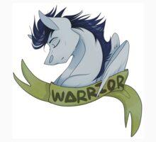 Soarin - Warrior by shadow-horse