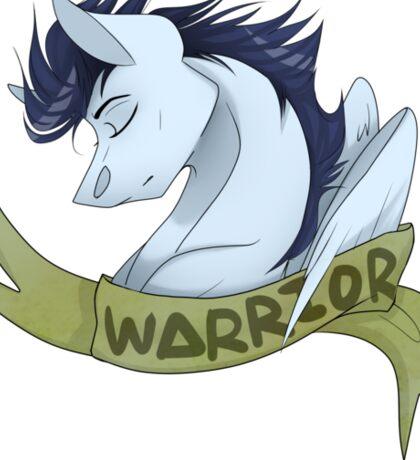 Soarin - Warrior Sticker