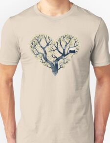 Home is where the nest is Unisex T-Shirt