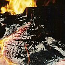 """Isaac's fireplace """"cropped"""" by rue2"""