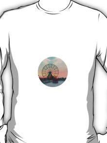 Ferris Wheels on Fire T-Shirt