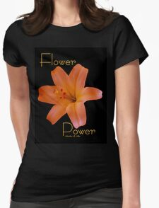 Flower Power Lilly T-Shirt
