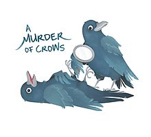 A Murder of Crows by Nathan Joyce