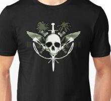 war skull Unisex T-Shirt