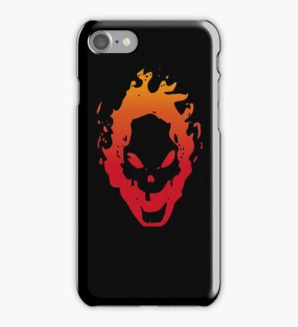 Ghost Smiler iPhone Case/Skin