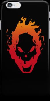 Ghost Smiler by ikado