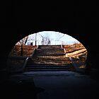 tunnel vision by Darwin Deleon