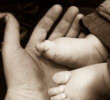 little feet by oakes deary