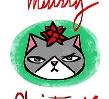 Mehrry Christmas by Angela Martini