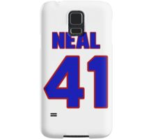National football player Lorenzo Neal jersey 41 Samsung Galaxy Case/Skin