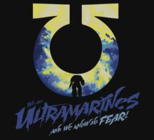 Ultramarines - Know no fear by moombax