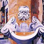 Piazza Frescobaldi by Matthew  Bates