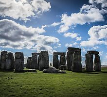 What's the Meaning of Stonehenge?! by Nicole Petegorsky
