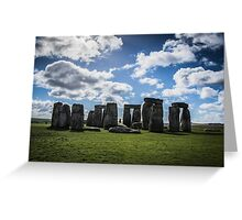 What's the Meaning of Stonehenge?! Greeting Card