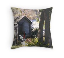 Room of convience Throw Pillow