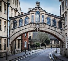 The Bridge of Sighs by Nicole Petegorsky