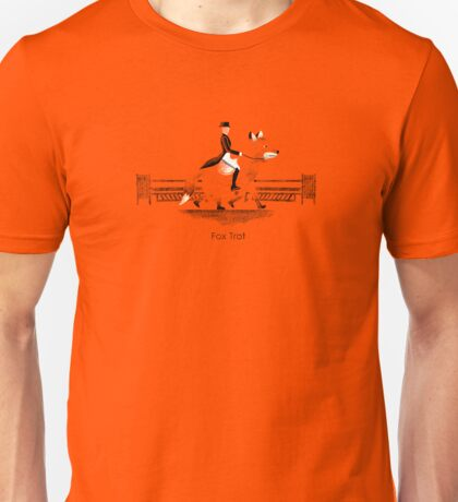 Fox Trot Unisex T-Shirt