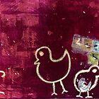 Pajaritos:Birds by Vanpinni