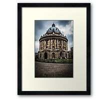 Oxford University's Radcliffe Camera Framed Print