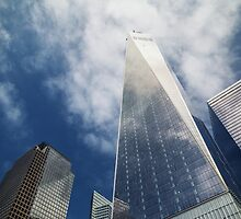 One World Trade Center (2014) by Andy Parker