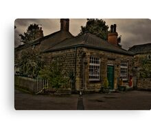 Wentworth Post Office Canvas Print