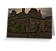 Wentworth Post Office Greeting Card