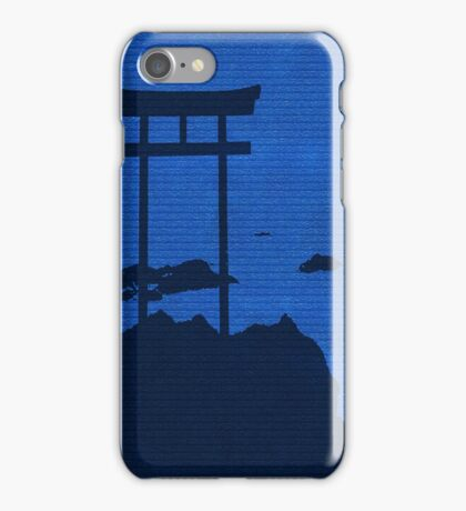 Introvert Shinto iPhone Case/Skin